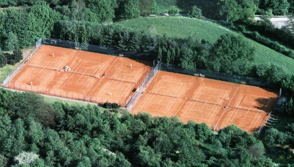Luftaufnahme TC Hardenstein