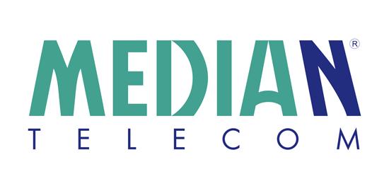 Median Telecom - Logo